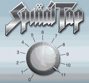 spinal tap dial adwords to 11
