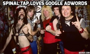 Spinal Tap Loves AdWords