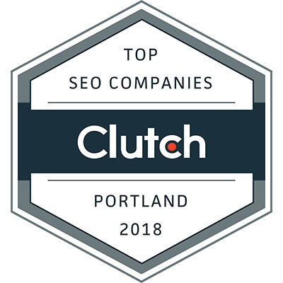 Clutch top seo companies logo