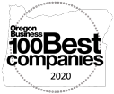 Oregon Business - 100 Best Companies to Work for 2020.