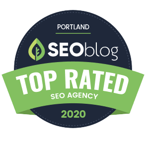 Seo Blog Portland Badge