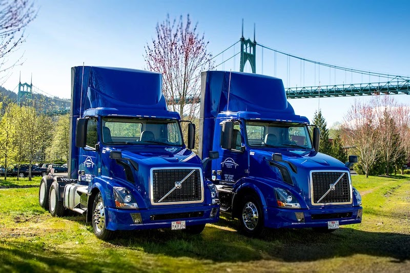 trucking gmb photo